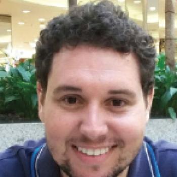 Imagem do palestrante Frei Guilherme Cesar da Silva, ssp
